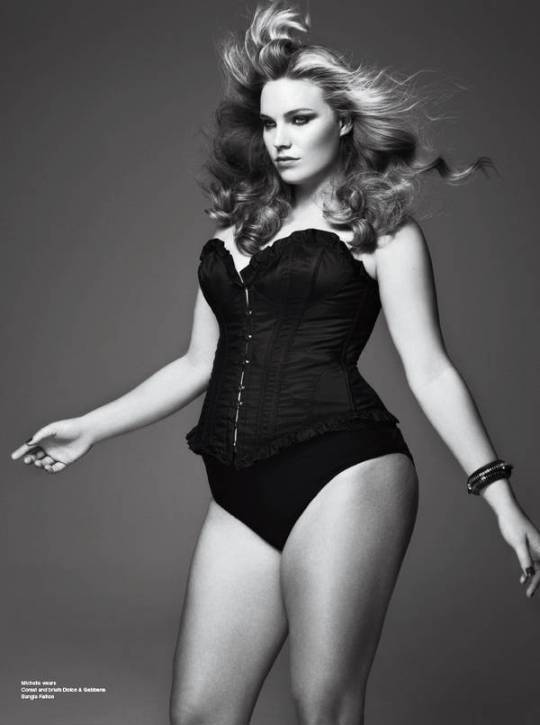 Plus-Size-Models-V-Magazine-8